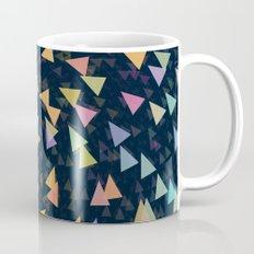 Spirling Triangles Mug