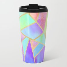 Rainbow Stone Travel Mug