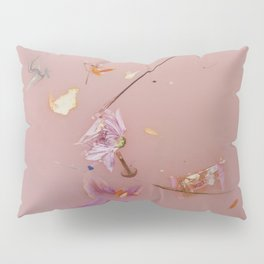 Pink Bath Photoshoot Pillow Sham