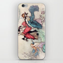 Bundle Feathers iPhone Skin