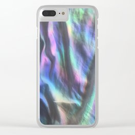 sheets of divinity Clear iPhone Case