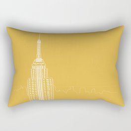 NYC by Friztin Rectangular Pillow