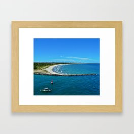 Cape Canaveral Framed Art Print