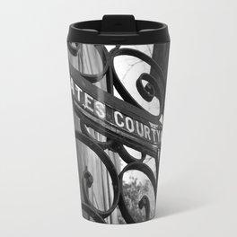 Pirates Courtyard Travel Mug