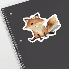 The Fox Sticker