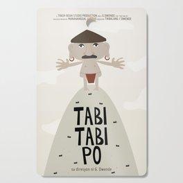 Tabi Tabi Po (Philippine Mythological Creatures Series) Cutting Board
