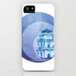 Vietnam Hoan Kiem Lake Hanoi Capital iPhone Case