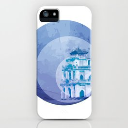Vietnam Hoan Kiem Lake Hanoi Capital iPhone Case