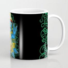 Z Mochica Warrior Coffee Mug