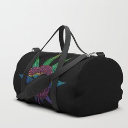 Gecko leaf Duffle Bag