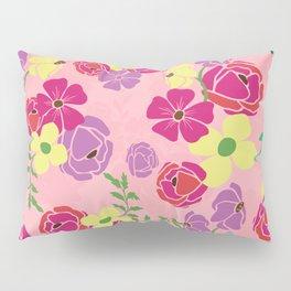 Bonny blooms Pillow Sham