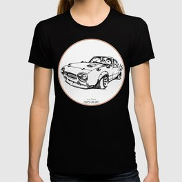 Crazy Car Art 0026 T-shirt