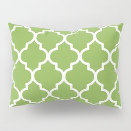New Pantone, Greenery 2 Pillow Sham