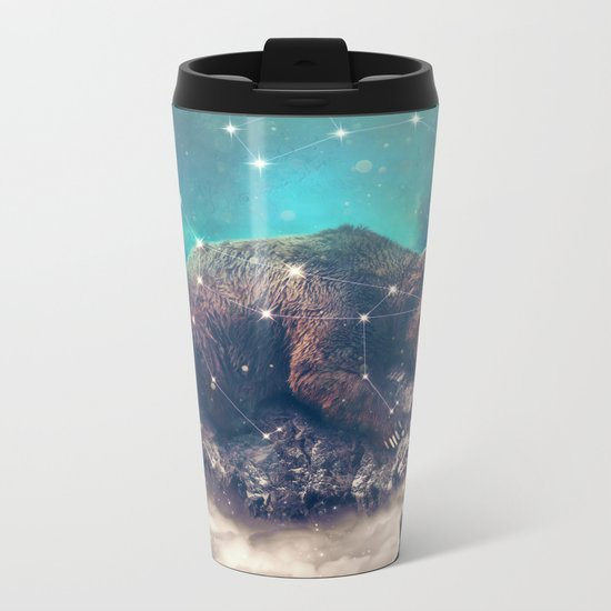 Under the Stars | Ursa Major Metal Travel Mug