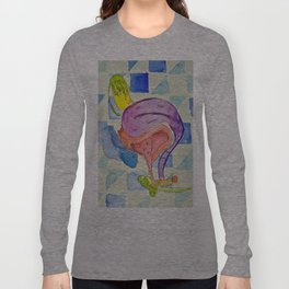 Outrageous Ovaries Long Sleeve T-shirt