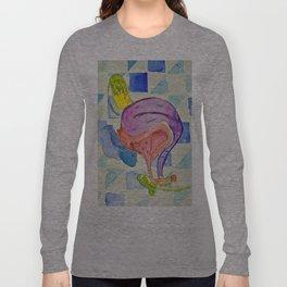 Outrageous Ovaries Long Sleeve T-shirt