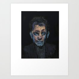 Tom Hanks portrait Art Print