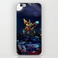 heroes iPhone & iPod Skins featuring Heroes by Viivi K
