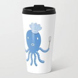 Octopus shef Travel Mug