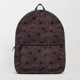 Chocolate velvet . Backpack