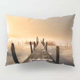 I rest here... Pillow Sham
