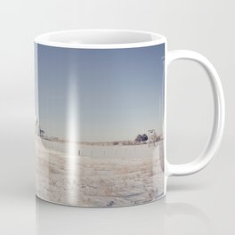 Winter, Galpin Church, Montana 3 Coffee Mug