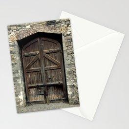 Old Wooden Door | Doors | Ireland | Kilmainham Gaol Door Stationery Cards