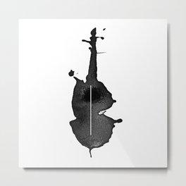 celloink Metal Print