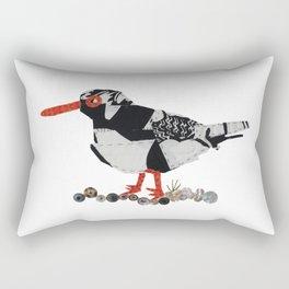 Oystercatcher Rectangular Pillow