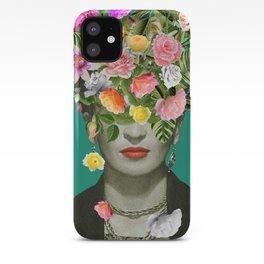 Frida Floral iPhone Case