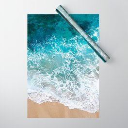 Ocean Waves I Wrapping Paper