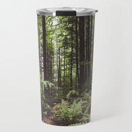 Woodland - Landscape and Nature Photography Travel Mug