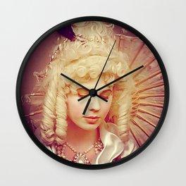 Rococo Wall Clock