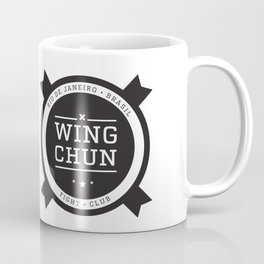 Wing Chun  Coffee Mug