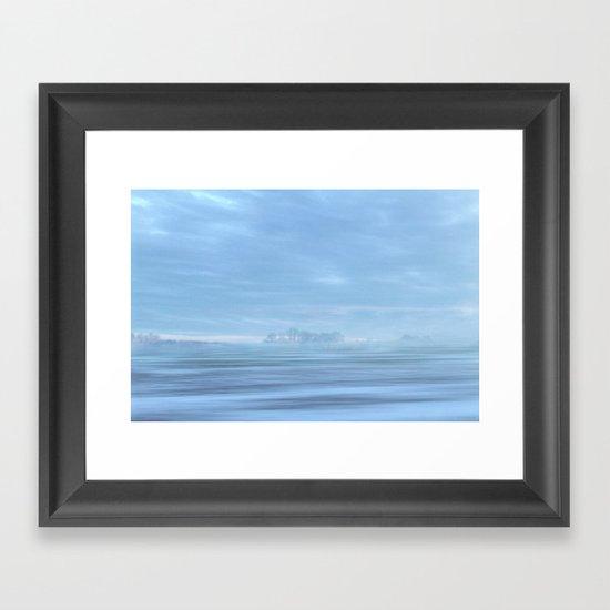 Winter Memories III Framed Art Print