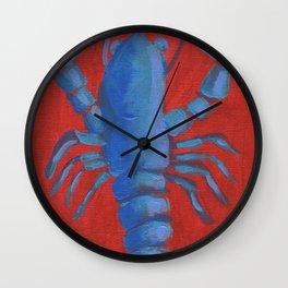 Lobster NY1B, 5 Wall Clock