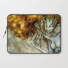 Golden Dryad Laptop Sleeve