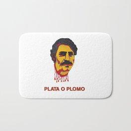 Pablo Escobar Bath Mat