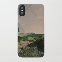 Sky Camping iPhone Case