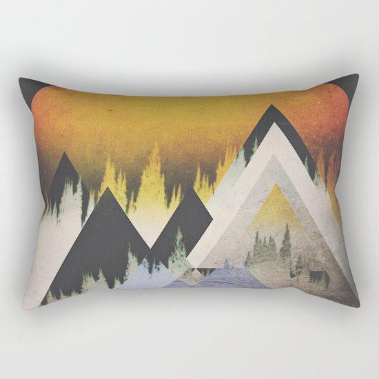 Fractions B15 Rectangular Pillow