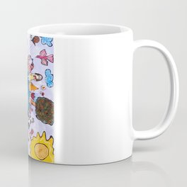 We are all one being Coffee Mug