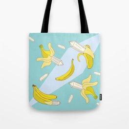 jujus gone bananas Tote Bag