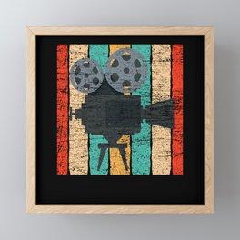 Film Movies Framed Mini Art Print