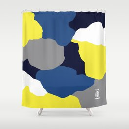 IDGAF Couture - White Shower Curtain