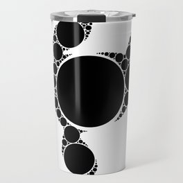 Turtle Dots - Aboriginal Art Travel Mug