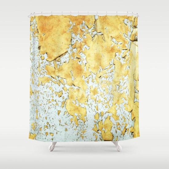 Gold Society6 Decor Buyart Shower Curtain By 83 Oranges