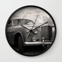 Classic Bentley Wall Clock