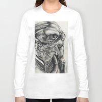 garrus Long Sleeve T-shirts featuring Garrus  by VWelch78