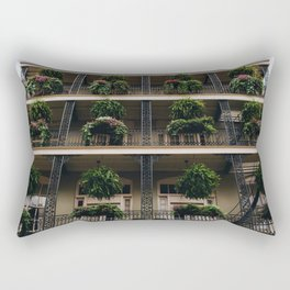Iron & Ferns Rectangular Pillow
