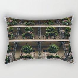 Iron & Ferns Rectangular Pillow